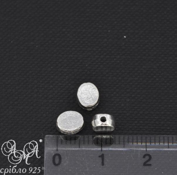 Вставка (В0058) 2х6 мм срібло 925 проби