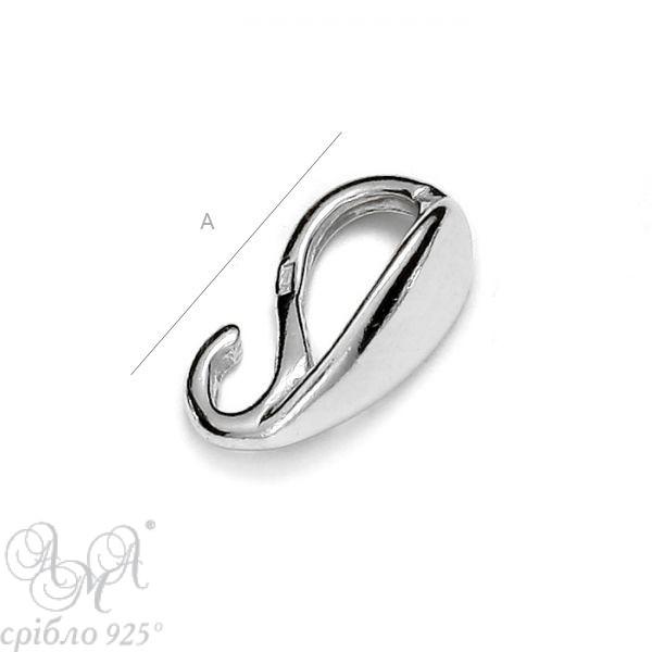 Краватка (КРП 40) 3,90х11,0х1,80 мм