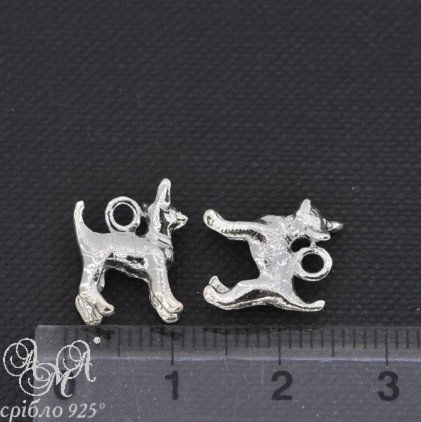 Підвіска (П0092) 10х12 мм срібло 925 проби