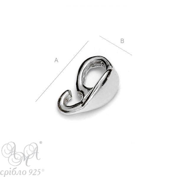 Краватка (КРП 39) 3,50х8,00х0,26 мм