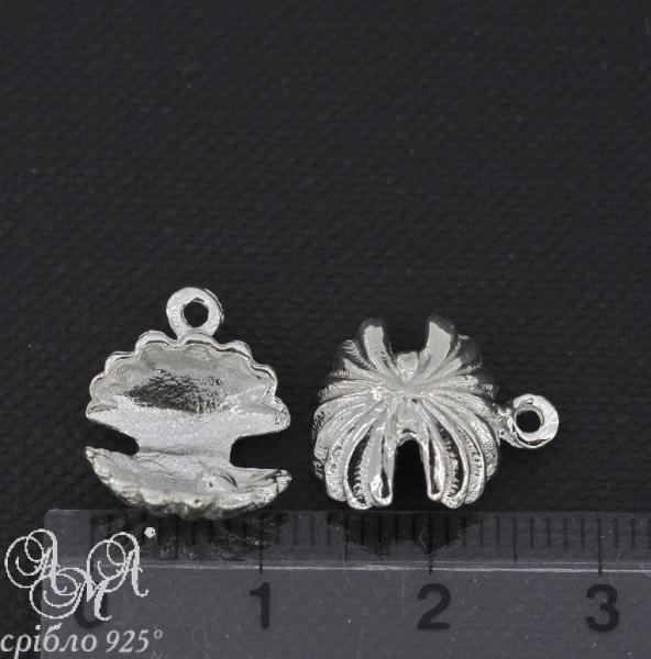 Підвіска (П0203) 12х15 мм срібло 925 проби
