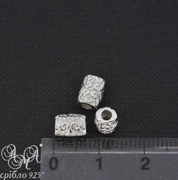 Вставка (В0073) 5х9 мм срібло 925 проби