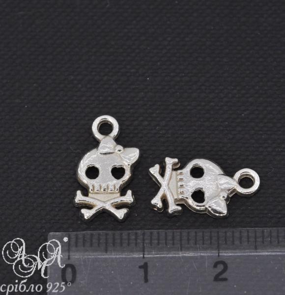 Підвіска (П0007) 9х15 мм срібло 925 проби